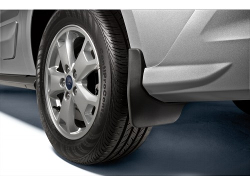 Splash Guard, Molded, Rear