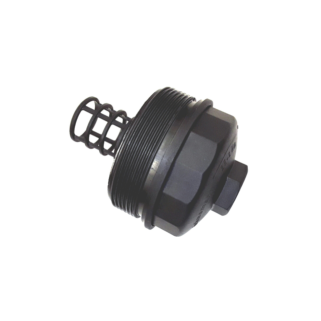 Oil Filter Cover, Lower