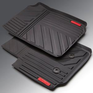 Floor Mats, All Weather, Front - GM (22968488)