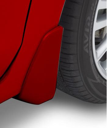 Splash Guards 4 Dr- Venetian Red Pearl
