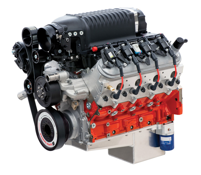 Copo 350 Sc - Nhra Rated AT 580 Hp (2016-2017)
