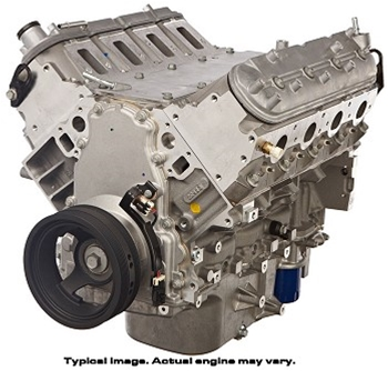 Genuine GM  6.2 Litre Engine |Part# - 19329865