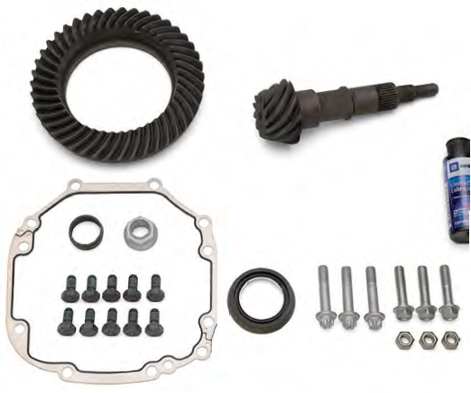 Camaro 1LE 3.91 Gear Kit (Fits 2014-2015 My)