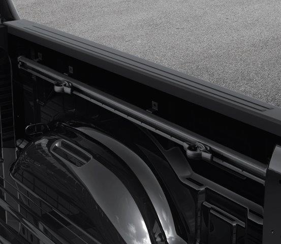 Ram 1500 DT Pickup Box Utility Rails - 5 ft 7 in Bed - Mopar (82215285AB)