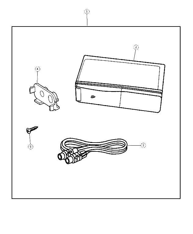 Sound System For 2000 Chrysler 300M