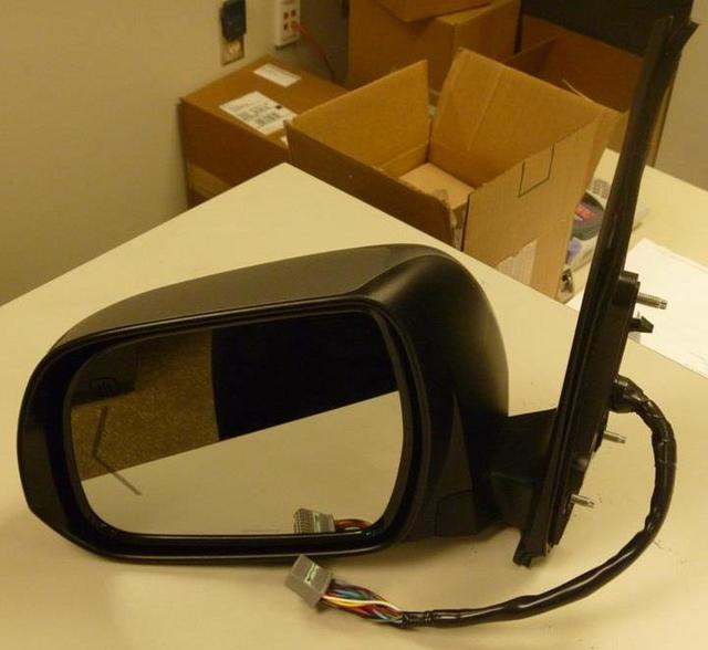 Genuine Toyota 87940-08113-C0 Rear View Mirror Assembly