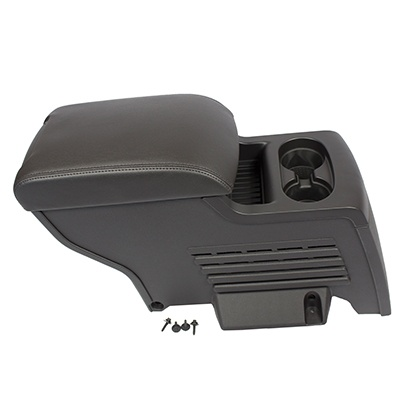Genuine Ford DB5Z-78045A36-AD Console and Cup Holder Assembly