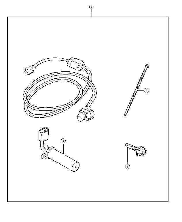 heater kit  engine block  cord
