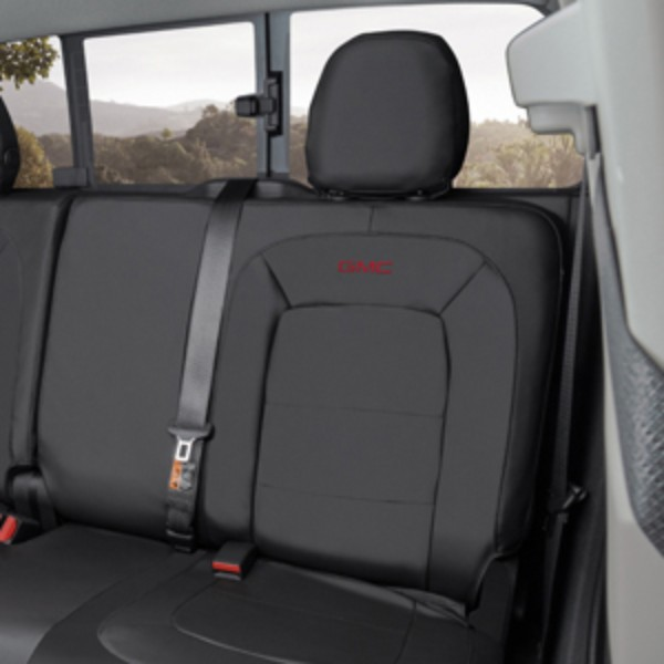 Seat Cover, Rear W/O Armrest