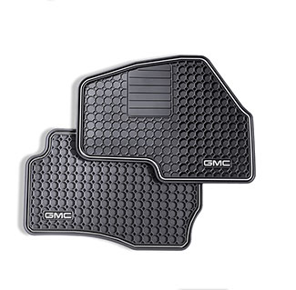 Floor Mats, All Weather, Front - GM (12499328)