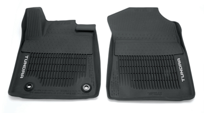 Tundra All Weather Mats Tub Ccab - Toyota (PT908-34161-02)