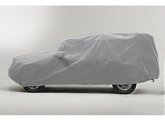 Vehicle Cover - Full - 4 Door