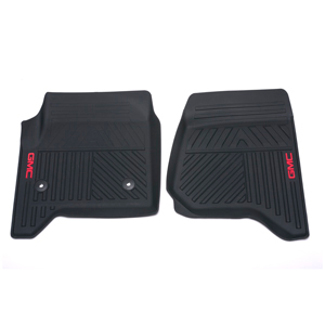 Floor Mats, All-Weather, Front - GM (23452764)