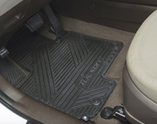 All Weather Mats-Rear Set-Tucs