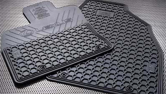 Floor Mats, All Weather - Lexus (PU320-75110-01)