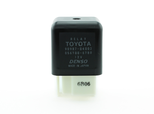 Genuine Toyota 90987-04002-83 Relay