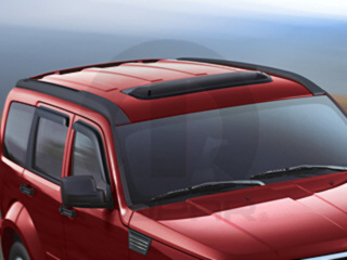 Sunroof Air Deflectors