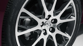 "17"" Wheel - Toyota (PT758-02170-01)"