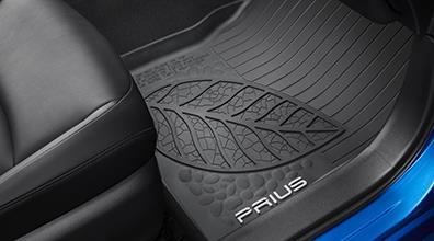 Prius All Weather Mats Tub - Toyota (PT206-47200-20)