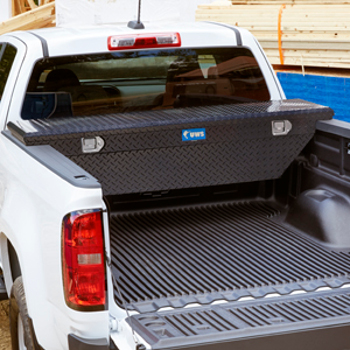 bed tool box, low profile - gm (19329975)