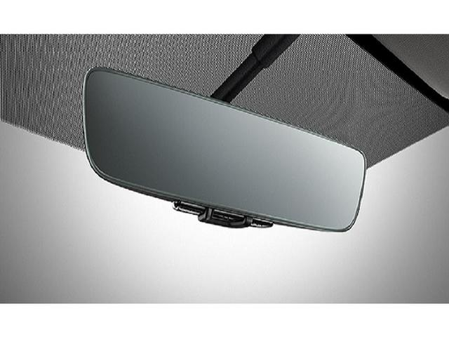 Frameless Prizm Rear View Mirror