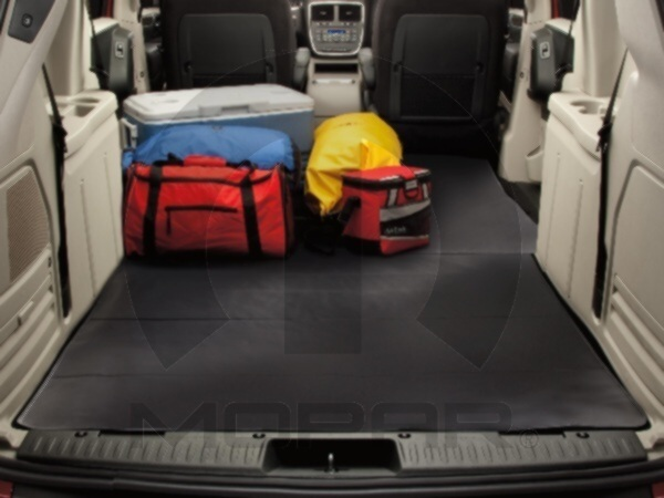 Cargo Area Mat, Rubber