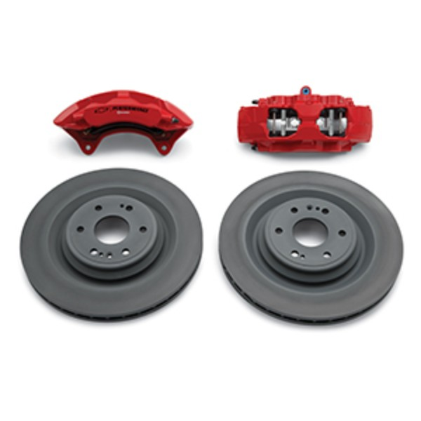 Performance Front Brake Upgrade System - 2014+ Ld Truck & 2015+ Suv