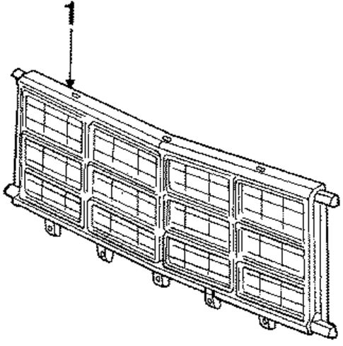 1989 ford bronco tfi module wiring diagram ford electronic