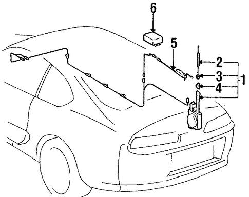 Vw Engine Mount Diagram Smart Engine Diagram Wiring