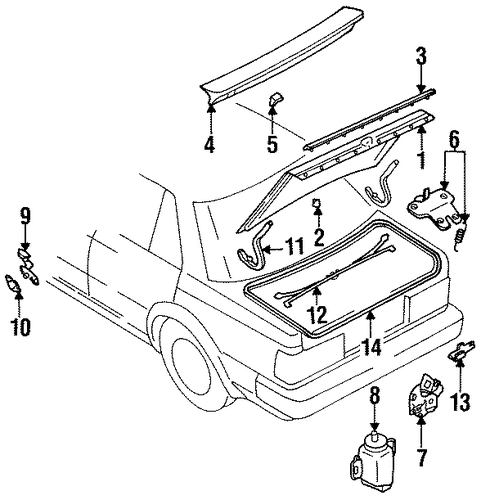 2012 Ford E250 Fuse Diagram