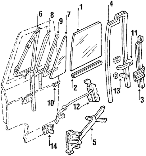 regulator for 1993 chevrolet g10 14040341 wiring diagram 1993 chevy truck diagram 1993 chevy g10 #3