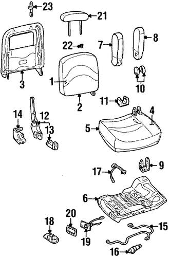 Grand Marquis Performance Parts Auto Parts Diagrams