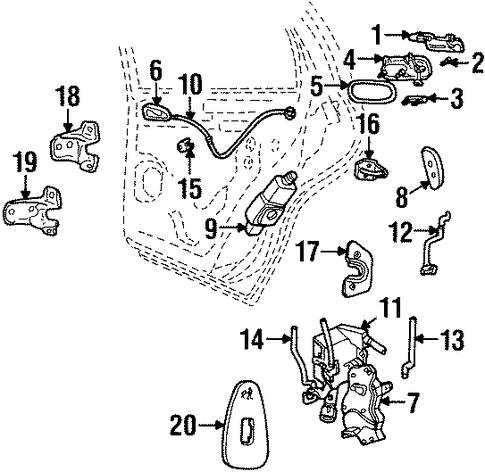 02 Mercury Cougar Fuse Diagram