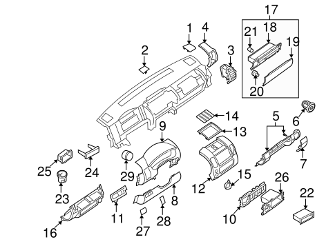 Buick Rendezvous 2006 2007 Fuse Box Diagram further 2005 Chevy Impala Headlight Relay Location also 2000 Buick Park Avenue Fuse Box Location together with Honda Element Tail Light Harness besides 97 Buick Lesabre Fuse Diagram 95 Underhood Box Circuit Wiring Diagrams Articles And Photo Fine 1995 Park Avenue Location 1996 Oldsmobile 98 Fuses Relays 18. on 2000 buick lesabre custom battery location