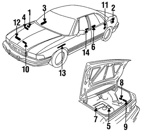 Pontiac 3 8l V6 Engine
