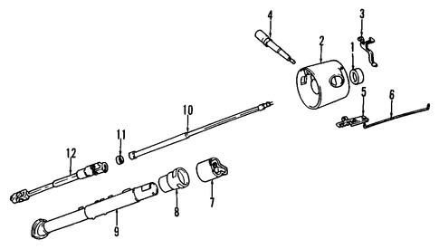 yj steering column diagram yj fuel line diagram wiring 73 jeep wagoneer wiring diagram 1971 jeep wagoneer wiring diagram #6