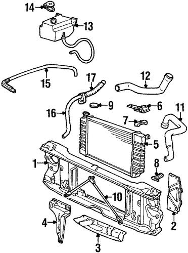 Pontiac G6 Body Diagram Com