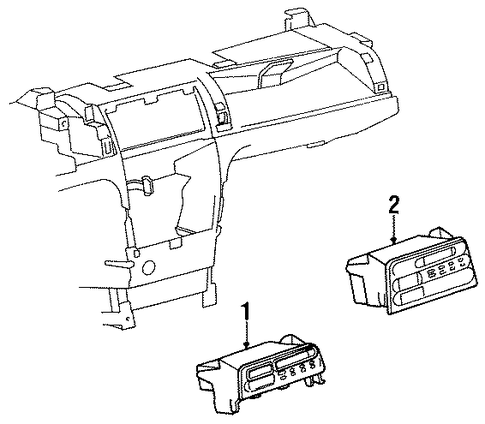 Geo Tracker Exhaust Diagram