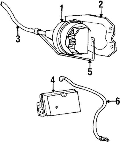 Chrysler 318 Firing Order Diagram
