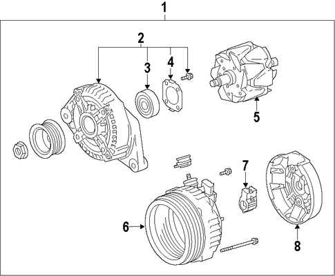 1994 Toyota Paseo Engine Diagram