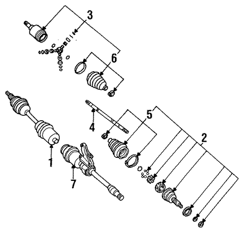 Toyota Paseo Engine Diagram