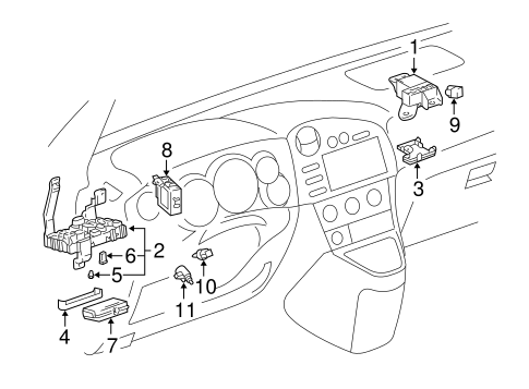 Toyota Previa Engine Parts Diagram on honda rancher 420 wiring diagram