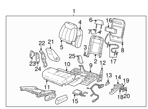 C1500 4 3l V6 Wiring Diagram