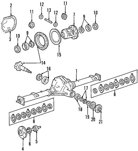 1998 Lincoln Navigator Parts Catalog Com