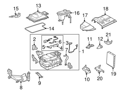 electrical components for 2006 toyota highlander. Black Bedroom Furniture Sets. Home Design Ideas