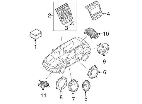 Infiniti Qx4 Exhaust System Diagram likewise Nissan Hardbody Wiring Diagram Tail Lights as well 03 Nissan 350z Engine moreover 2003 Cadillac Cts Cooling System Diagram likewise Lexus Rx330 Fuse Box Diagram. on infiniti g35 fuse box