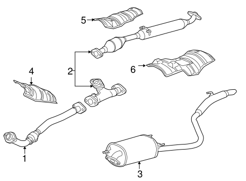 S L together with  also D A E Cc F A C B Af in addition S L additionally A E. on 2004 toyota sienna exhaust system diagram