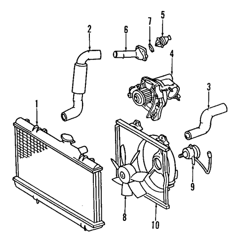 3 5 Sienna V6 Engine Diagram