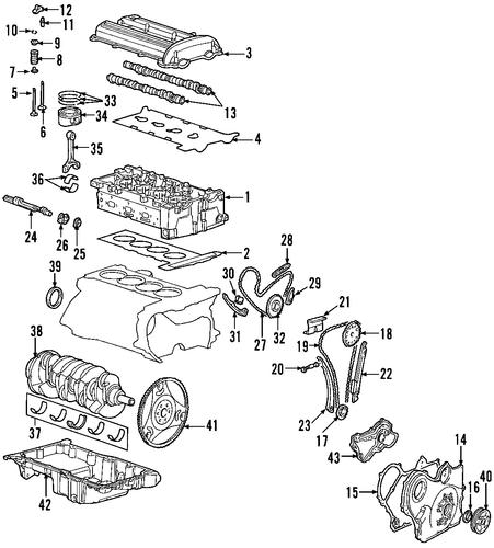 1997saturnsl2enginediagram 1997 Saturn Sl2 Engine Diagram Car