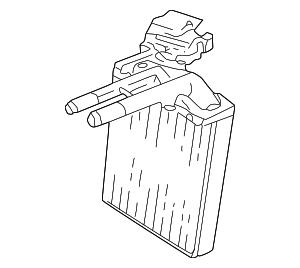 51 Chevy Heater Diagram
